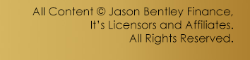 Jason Bentley Finance.  All Rights Reserved